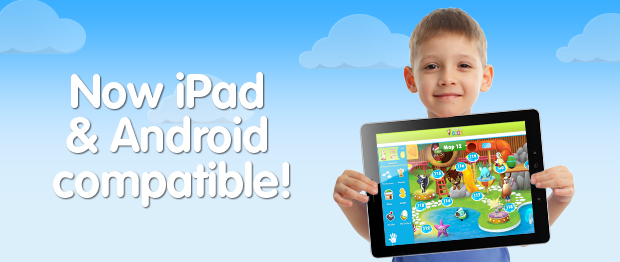 Now Available on iPad and Android