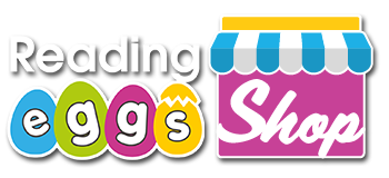 Reading Eggs Shop logo