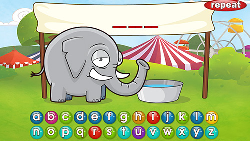 spelling activity for kindergarten